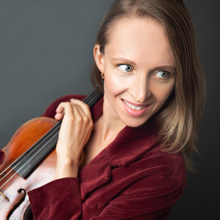 Yvanna Mycyk violin teacher