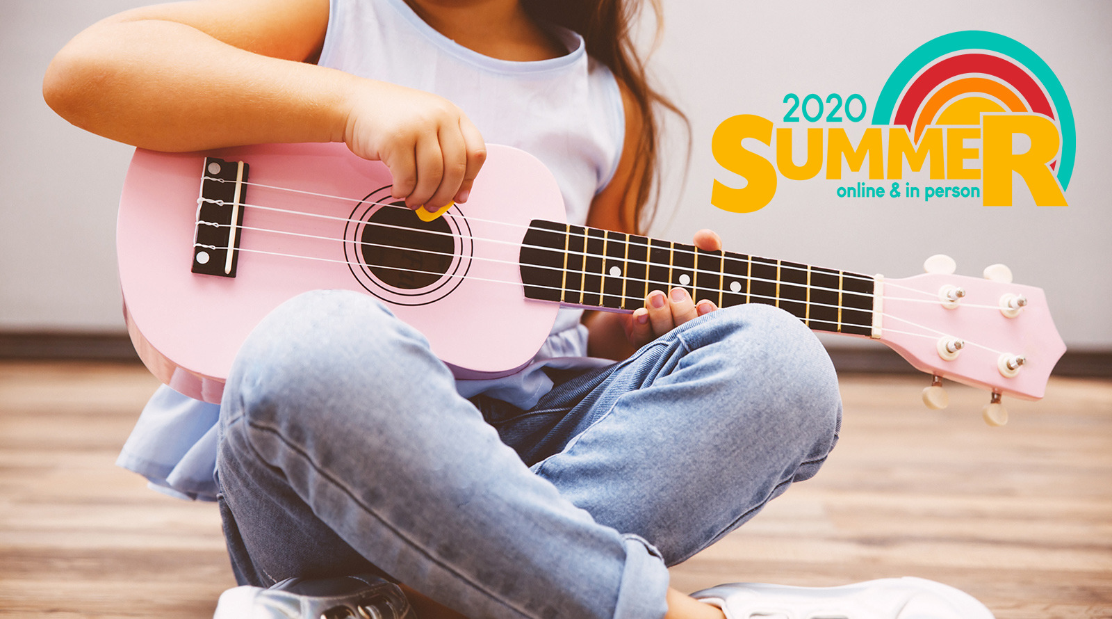 Online ukulele summer camp