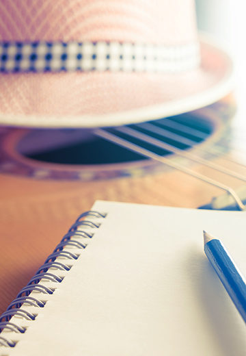 Summer songwriting course