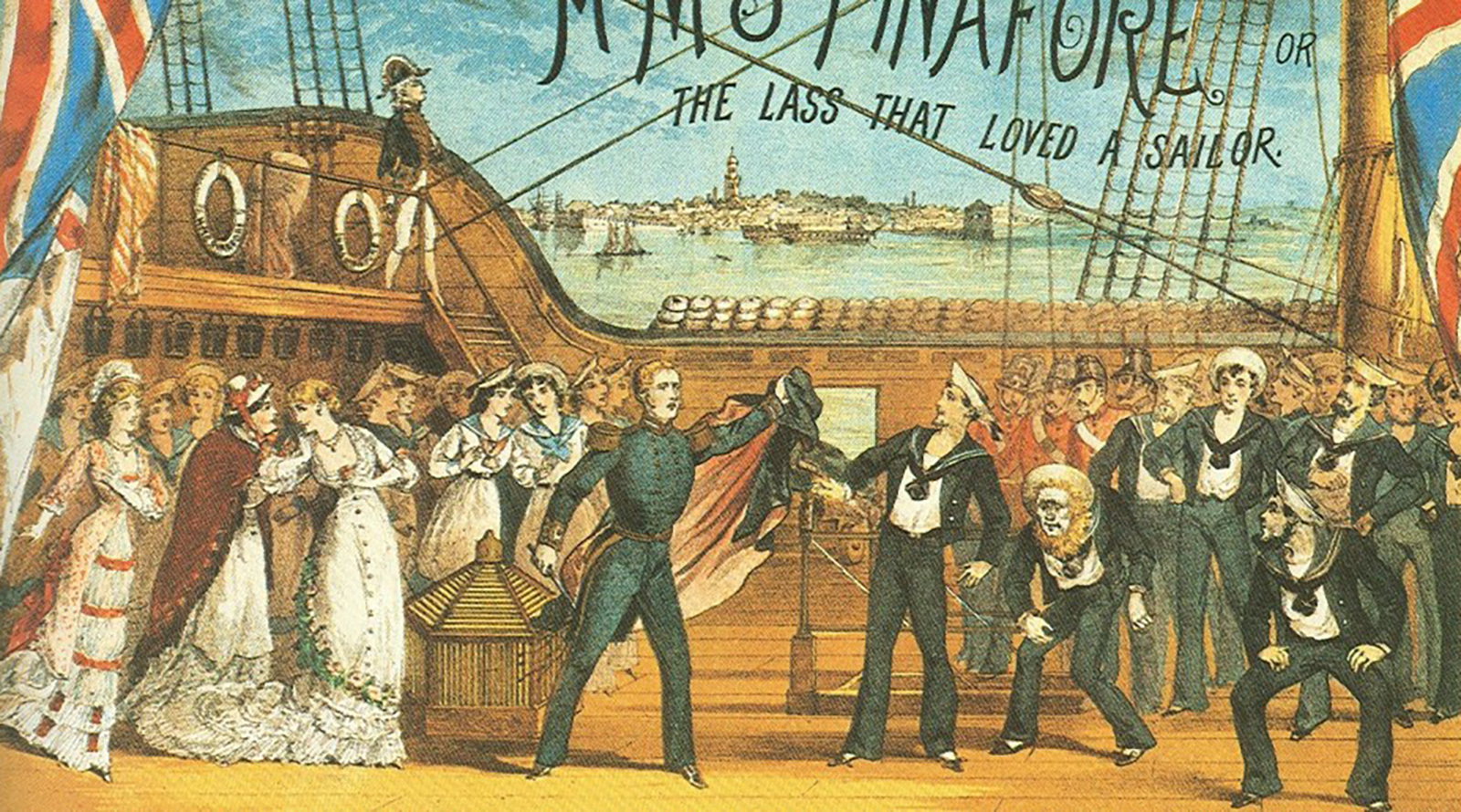 The Musical Comedies of Gilbert & Sullivan course